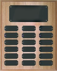 Perpetual Plaques from American Nameplate
